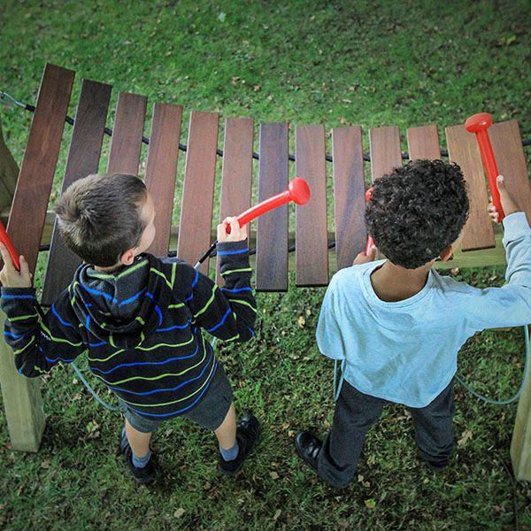 instrument de musique d'extérieur akadinda