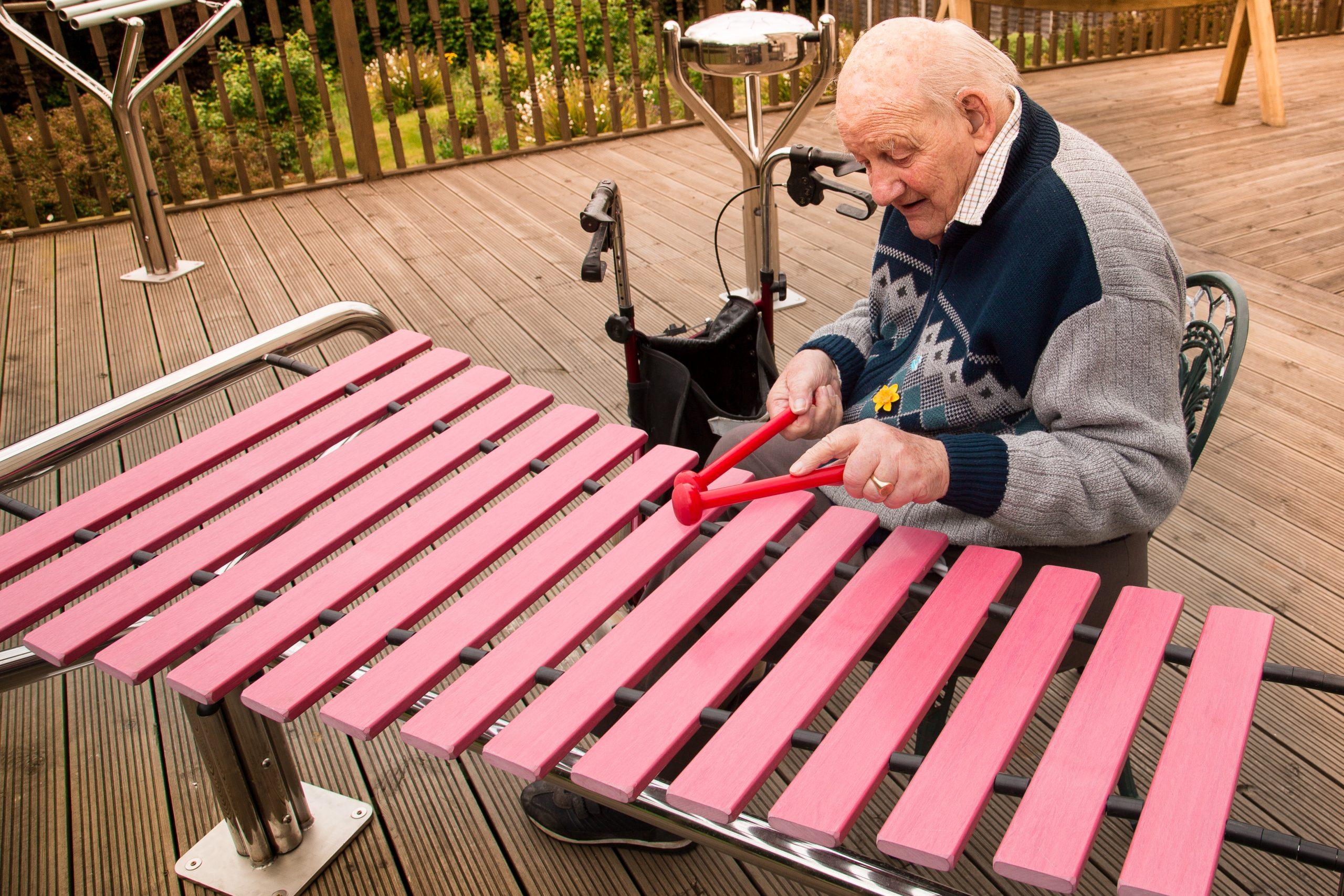 Elderley Players (Marimba)