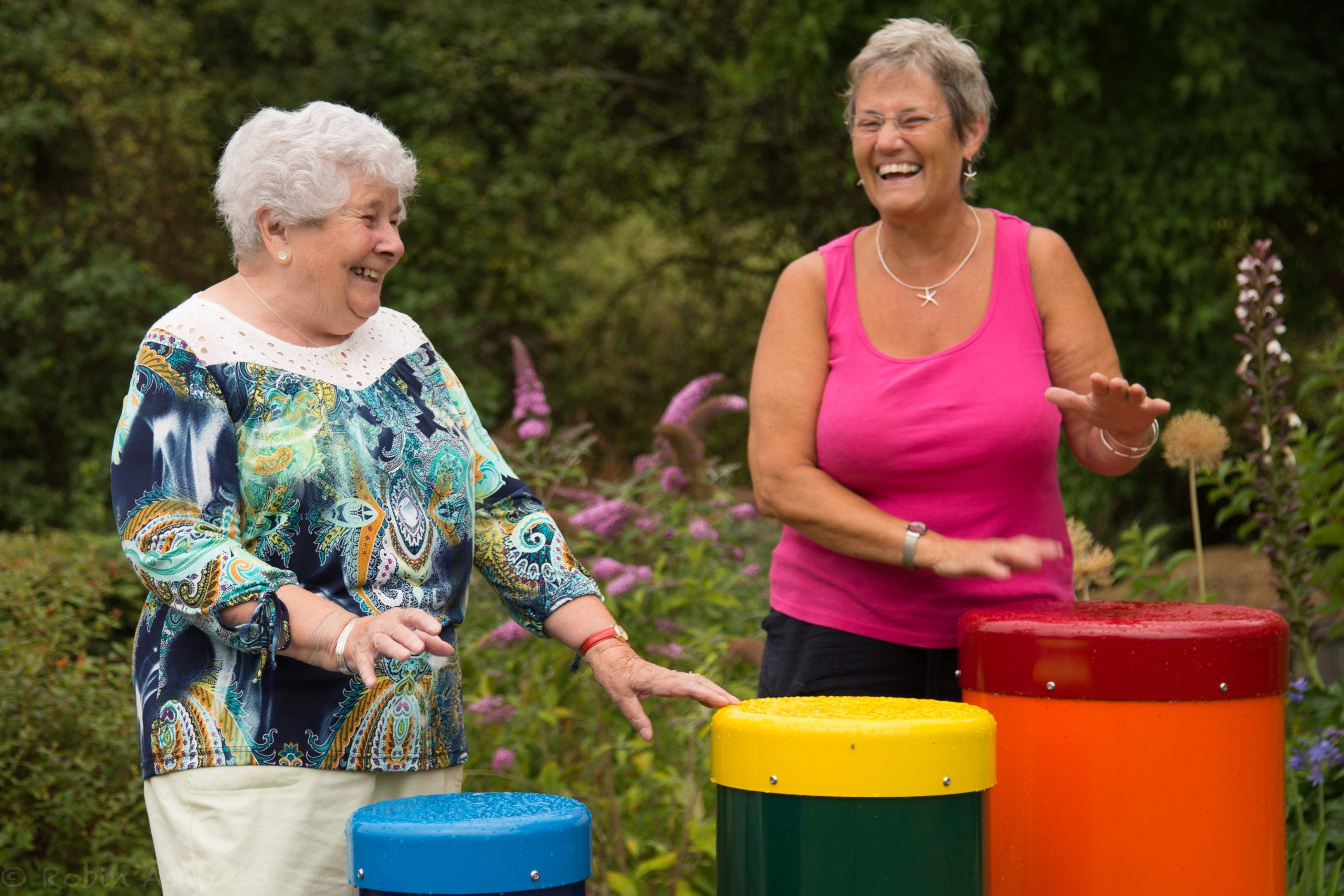 Rainbow Sambas - (ladies)